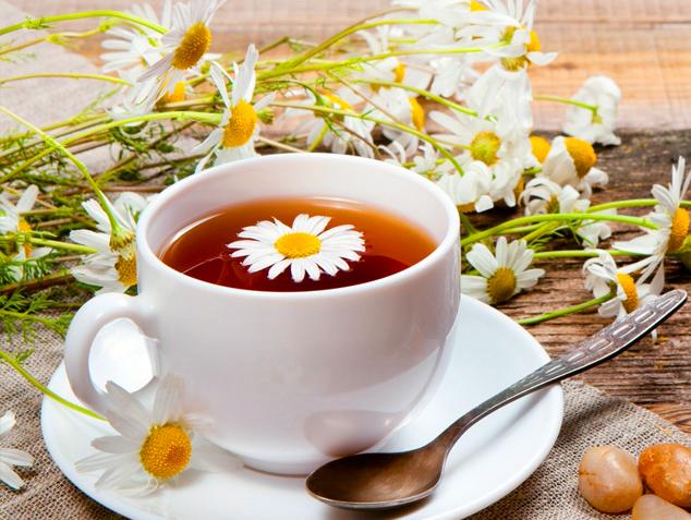 Biết được những tác dụng tuyệt vời này của trà hoa cúc, bạn sẽ uống mỗi ngày để da đẹp, dáng thon ảnh 2