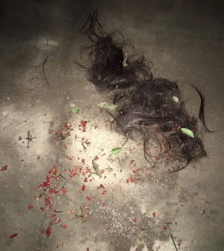 Mẹ chồng đánh ghen hộ con dâu: Cắt trụi tóc, xát ớt vào vùng kín bồ nhí ảnh 5