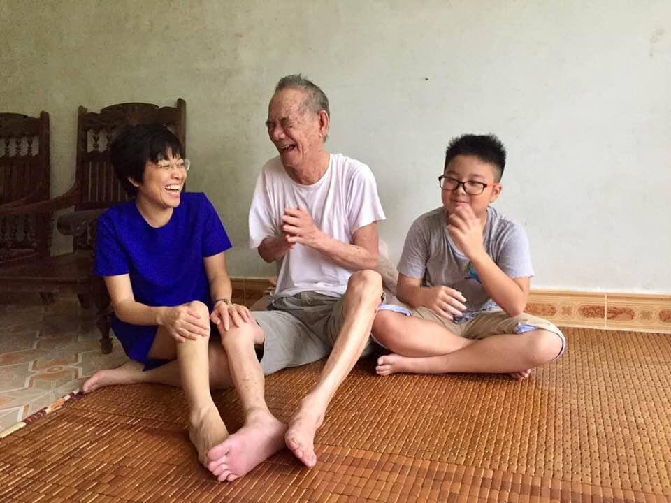 MC Thảo Vân lần đầu lên tiếng sau thời gian đau buồn vì bố qua đời ảnh 3