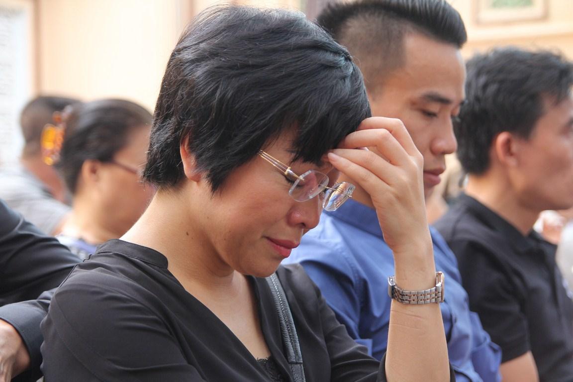 MC Thảo Vân lần đầu lên tiếng sau thời gian đau buồn vì bố qua đời ảnh 1