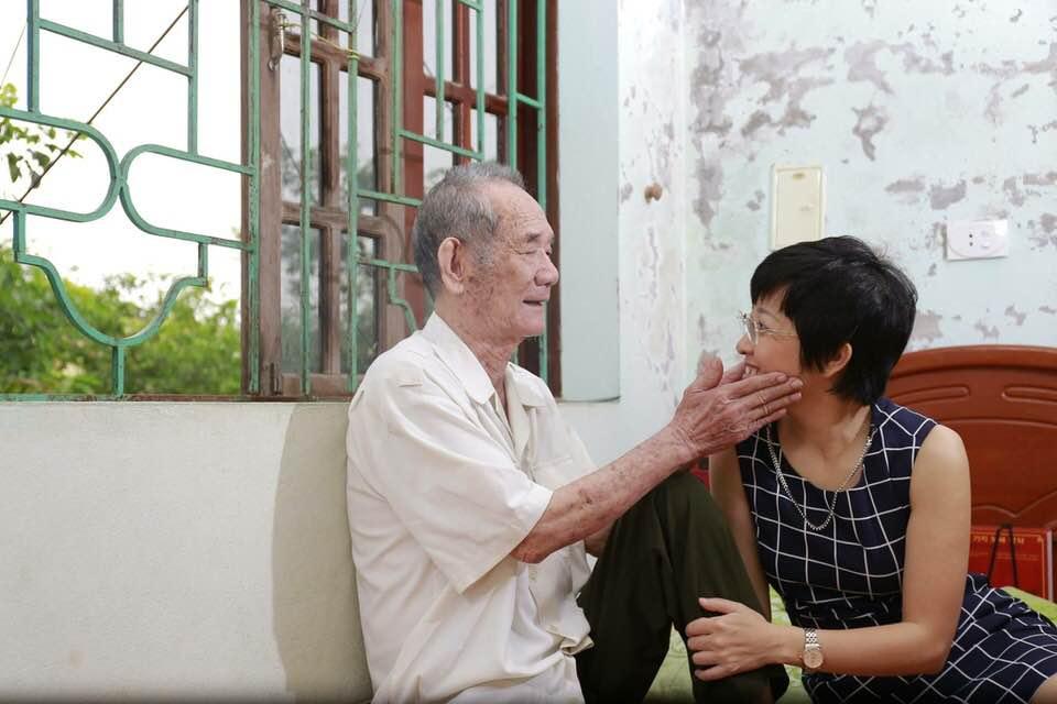 MC Thảo Vân lần đầu lên tiếng sau thời gian đau buồn vì bố qua đời ảnh 4