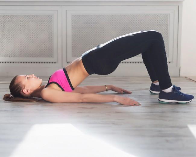 Những tư thế yoga cực đơn giản tại nhà giúp tăng khả năng thụ thai, chị em không thể bỏ qua ảnh 1